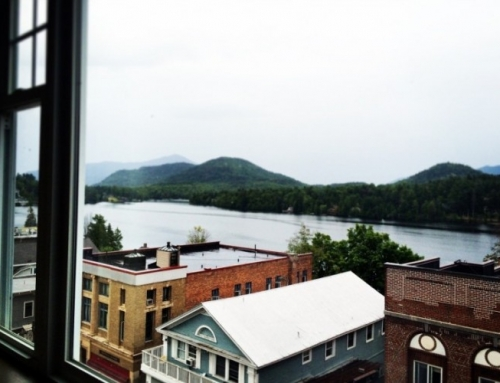 Hotel North Woods: Nature and History in Lake Placid, NY