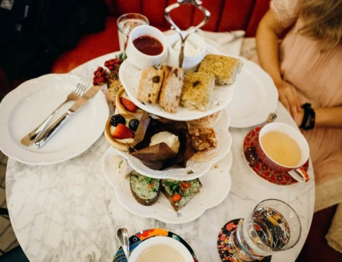 Harvey at the Williamsburg Hotel Brings High Tea to Brooklyn