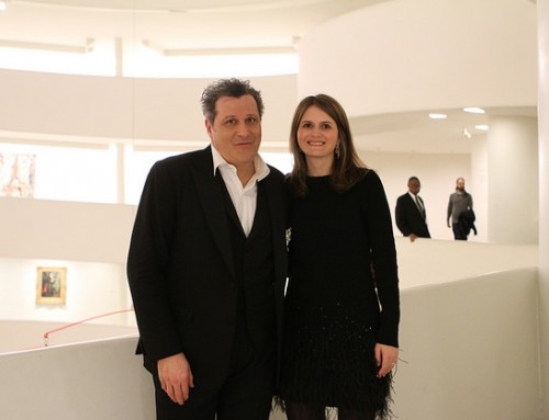 Works & Process at the Guggenheim Presents: Isaac Mizrahi and the Ben Waltzer Quartet