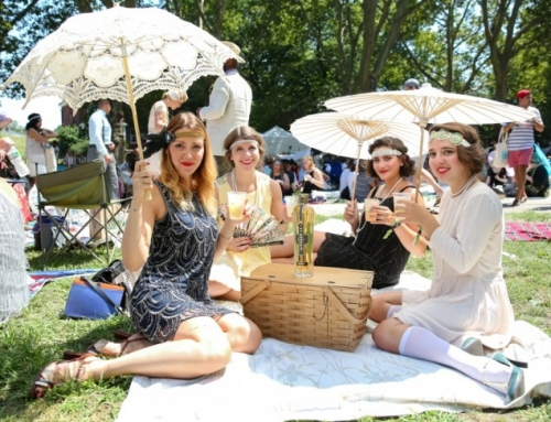 10th Annual Jazz Age Lawn Party