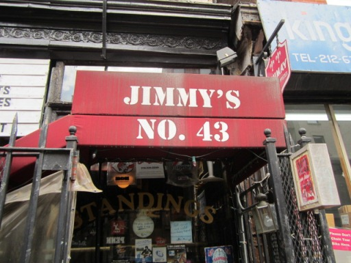 10th Anniversary of Jimmy's No. 43