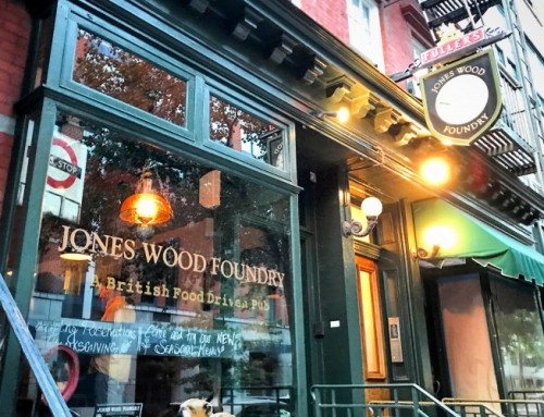 Jones Wood Foundry: Sophisticated Pub Fare in the Upper East Side