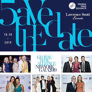 5th Annual Global Lyme Alliance NYC Gala