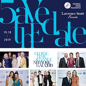 5th Annual Global Lyme Alliance NYC Gala