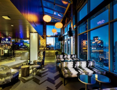 Magnolia Restaurant and Lovage Rooftop Rise on the NYC Scene
