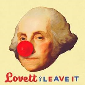 Lovett or Leave It, Live at Radio City