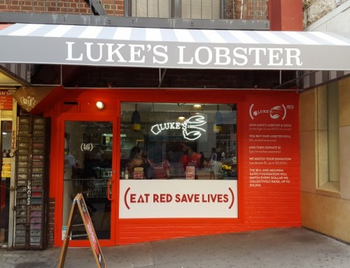 Luke's Lobster Union Square New Location Opening