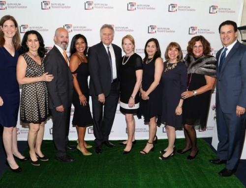 Multiple Myeloma Research Foundation Laugh for Life: New York