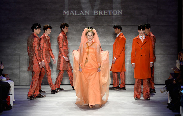 Malan Breton Runway: Fall 2015 New York Fashion Week