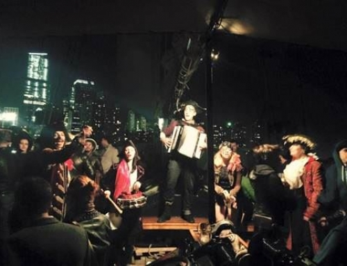 Manhattan by Sail's Clipper Castaways Pirate Cabaret