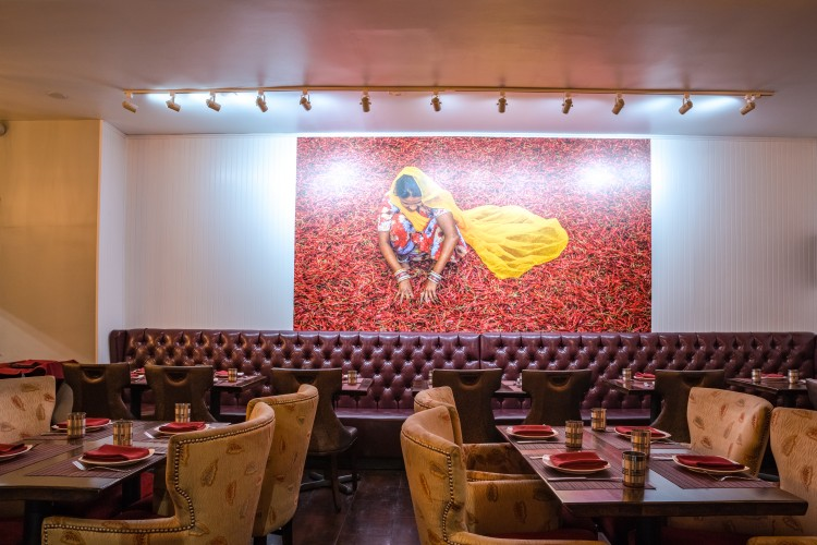 Masti Indian Grill and Chaat Bar in Williamsburg