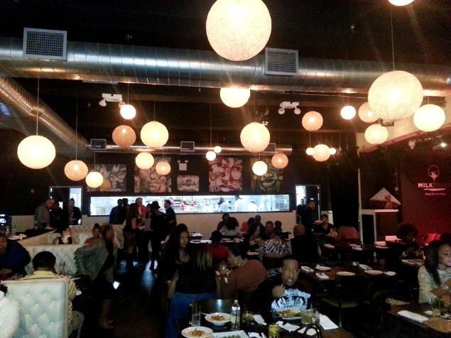 Milk River Restaurant Brooklyn Ny