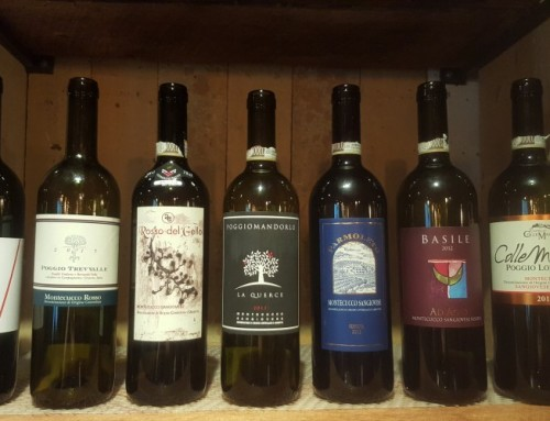 Montecucco Wine and Lunch at Terroir Tribeca