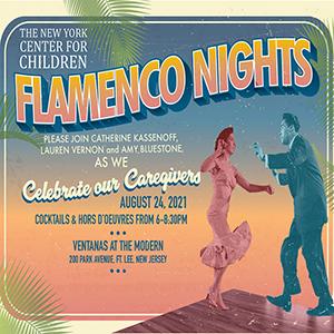 The New York Center for Children presents Flamenco Nights