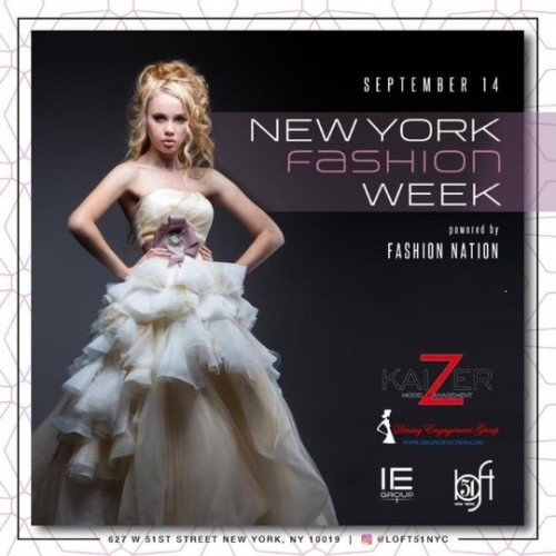 New York Fashion Week powered by Fashion Nation