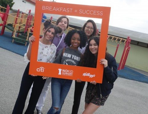 No Kid Hungry Breakfast Celebration