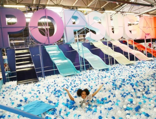 POPSUGAR Kicks Off Their First Female Festival POPSUGAR PLAYGROUND in NYC