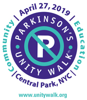 The 25th Parkinson's Unity Walk to Take Place on Saturday, April 27th in New York's Central Park