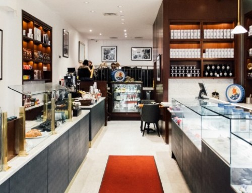 Petrossian NYC Debuts Newly Remodeled Boutique with Alexandre Petrossian