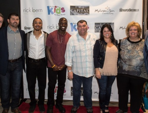 Pitching in for Kids All-Star Comedy Celebration & Auction