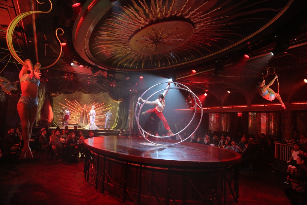 The World's Most Expensive Night Clubs