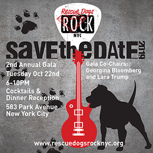 Rescue Dogs Rock NYC 2nd Annual Gala