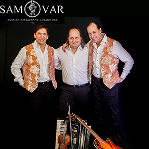 Gypsy's Dream by Gypsy Fun Trio at Russian Samovar