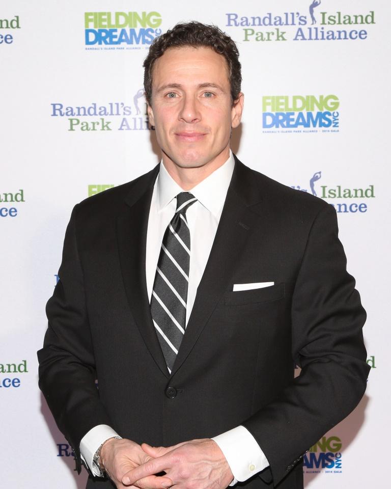 Chris Cuomo: Randall's Island Park Alliance Hosts Fielding Dreams Gala
