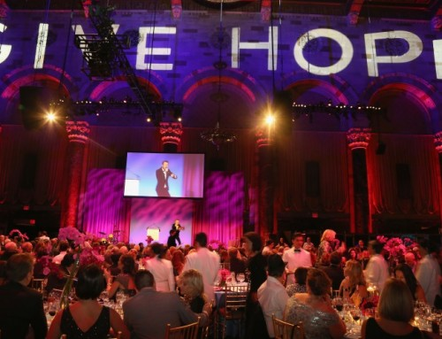Silver Hill Hospital Gala with Joe Scarborough & Mika Brzezinski