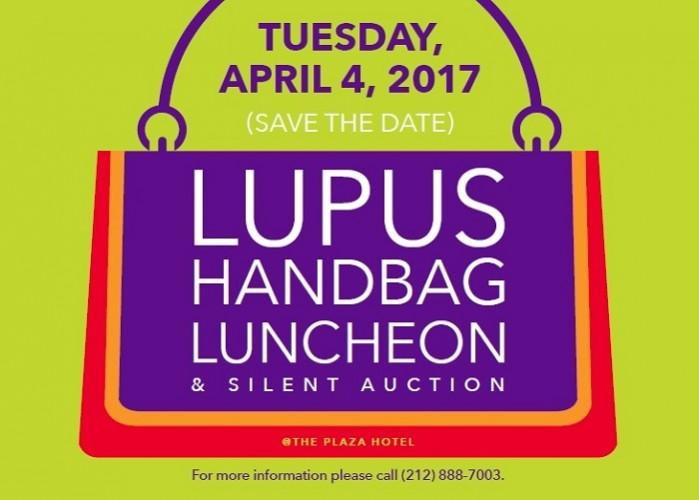 Lupus Handbag Luncheon and Silent Auction