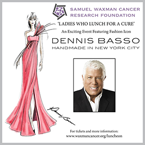 Ladies Who Lunch For A Cure