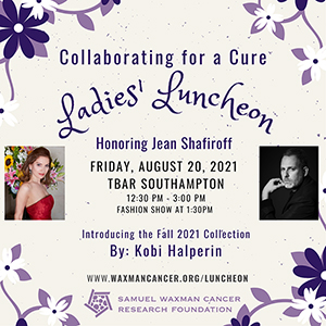 Collaborating for a Cure Luncheon