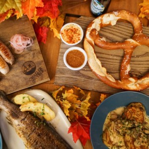 Schaller & Weber's Oktoberfest Pop-Up