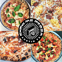 Show Me Pizza, The Hottest Pies in Austin, TX