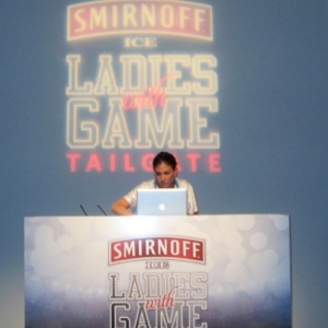 Smirnoff Ice Ladies With Game Tailgate by Socially Superlative (10)