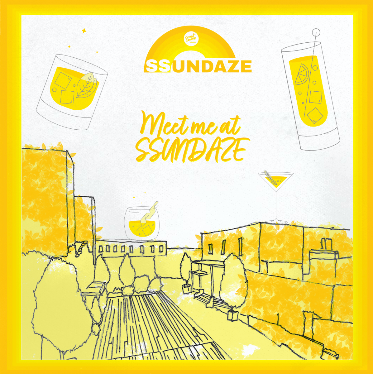 Secret Summer Presents: SSUNDAZE