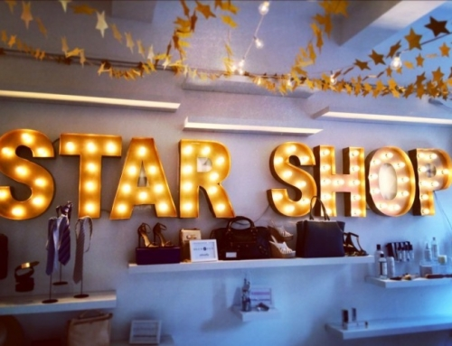 StarShop Launch Party