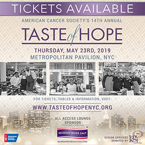 American Cancer Society's 14th Annual Taste of Hope