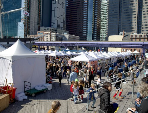 """""""Sail"""" Down to Lower Manhattan: 11th Annual Taste of The Seaport on Oct 16th"""