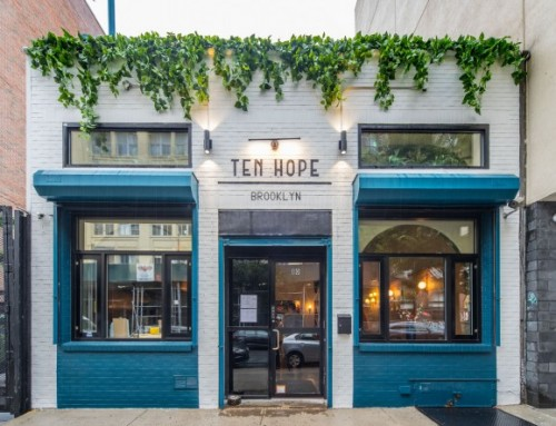 Top Chef Fans Rejoice! Harold Dieterle Returns to New York with Ten Hope
