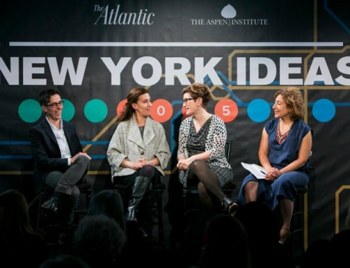 The Atlantic and the Aspen Institute's New York Ideas