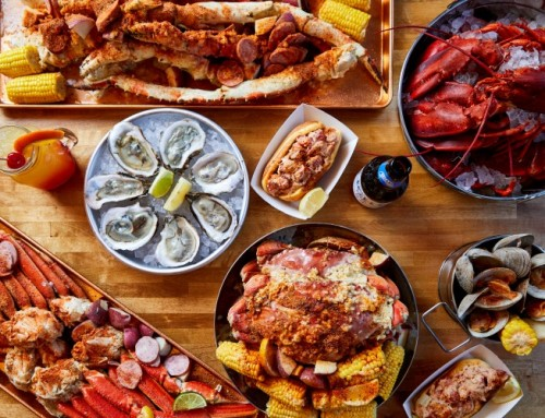 The Boil: Cajun Style Fare has a New Landing Spot in Jersey City