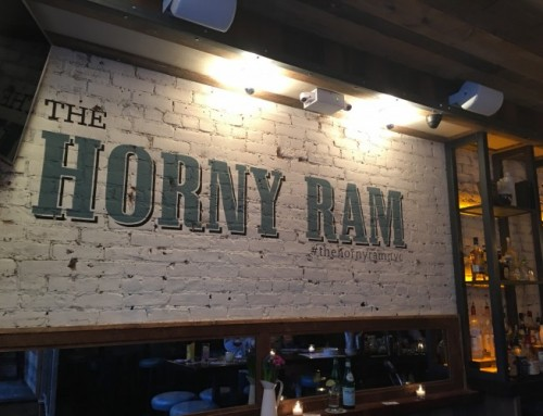 New Opening: The Horny Ram in Midtown East