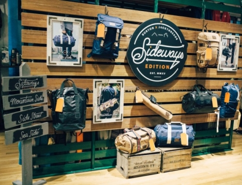 Burton and JackThreads Collaboration Launch Event in Soho #BURTONxJT