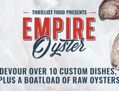 Thrillist's Empire Oyster 2016