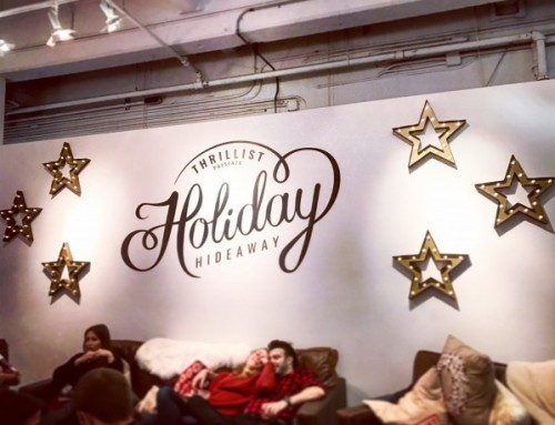 Thrillist's Holiday Hideaway Pop-Up