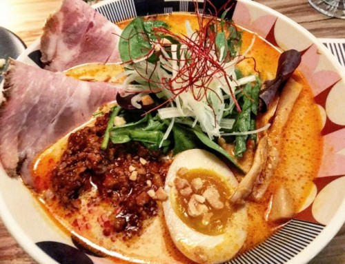 Tonchin New York: Authentic Japanese Ramen in Herald Square