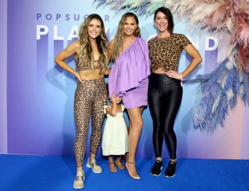Top 5 Moments at Popsugar Playground 2019