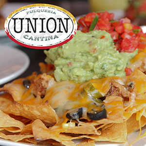 Delicious Valentine's Day at Union Cantina