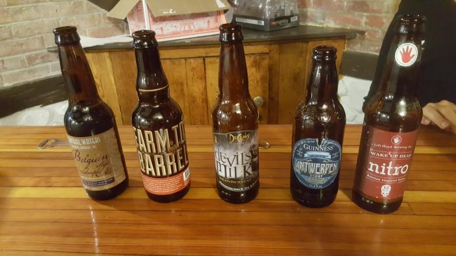 NYC Craft Beer Festival: Summer Seasonals